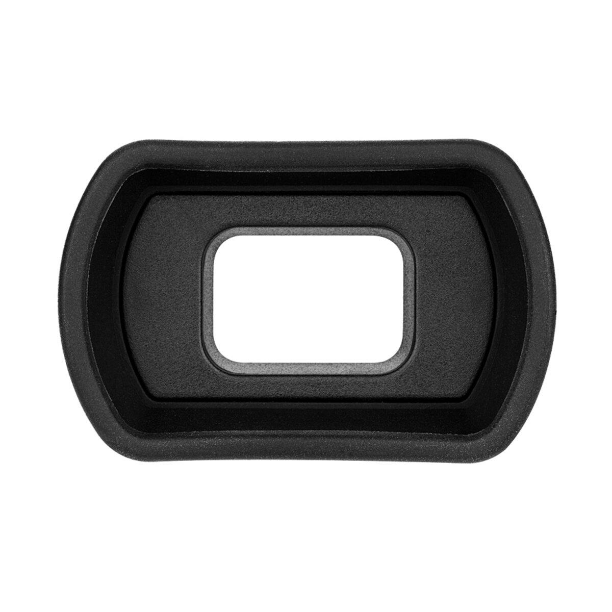 Kiwi Kamera-Augenmuschel KE-NKD | Geeignet für Nikon Kameras, Aus weichem Silikon, Sehr komfortabel, Ersatz für Nikon DK-20/21/23/24/25/28