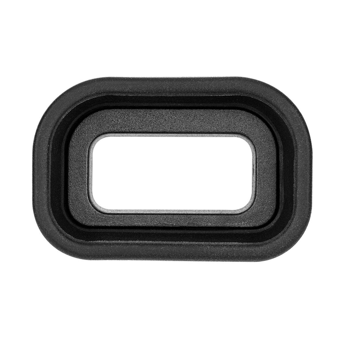 Kiwi Kamera-Augenmuschel KE-EP-10   Geeignet für Sony A6300, A6000   Aus weichem Silikon, Sehr komfortabel   Ersatz für Sony FDA-EP10