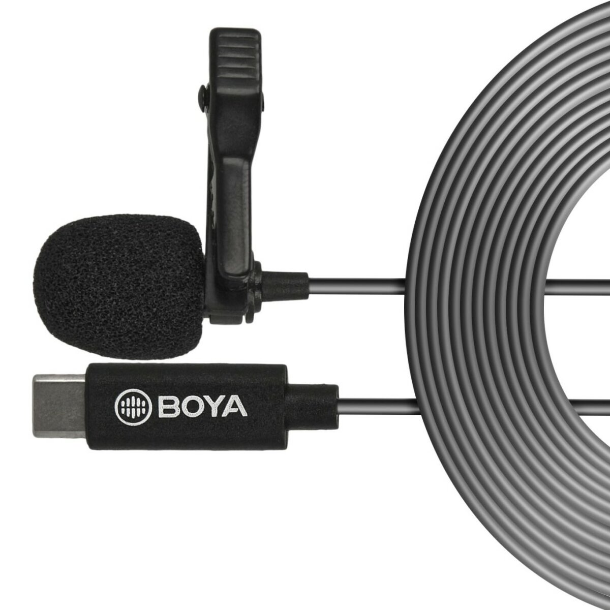 BOYA Lapel microphone for Android smartphones - BY-M3