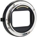 JJC Metall Autofokus-Zwischenringe (AF) Set   kompatibel für Nikon Z Mount Kameras   11m - 16 mm   Modell: AET-NKZII