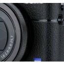 Impulsfoto KIWIFOTOS Kamera-Aufkleber Lederdekoration | Kompatibel für Sony RX100 V, RX100 VA, RX100 III - Maßgeschneidertes Design | Schutz und Bessere Griffigkeit