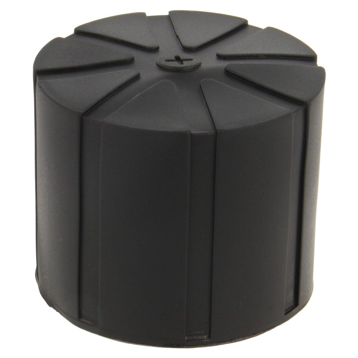 Minadax Objektiv Schutz Kappe aus Silicon 51mm x 62mm - Universal Dehnbar Wasserdicht, Stoßabsorbierend, Staubdicht, Kratzfest, für fast alle Objektive / Macro-Zwischenringe geeignet - MX-ZY-007