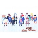 Impulsfoto Diffusor, Softbox, Weichmacher, Bouncer kompatibel mit Sony HVL-F1000, HVLF1000
