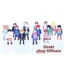 Diffusor, Softbox, Weichmacher, Bouncer fuer Sony HVL-F36 AM, HVL-F36AM, HVLF36AM