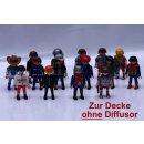 Impulsfoto Diffusor, Softbox, Weichmacher, Bouncer kompatibel mit Sony HVL-F42 AM, HVL-F42AM, HVLF42AM