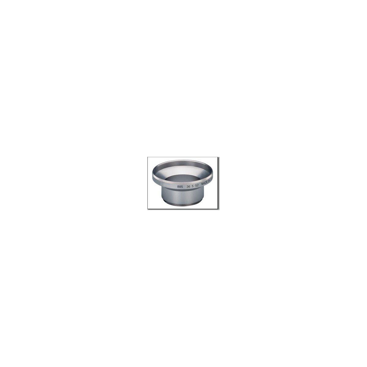 Anschlussring fuer Nikon Coolpix 885 und 4300 ( Tubus , Anschlußtubus , Adapter , Adapterring ) Soligor 57965