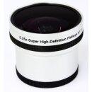 0.25x Fisheye Objektiv kompatibel für Fuji Fujifilm...