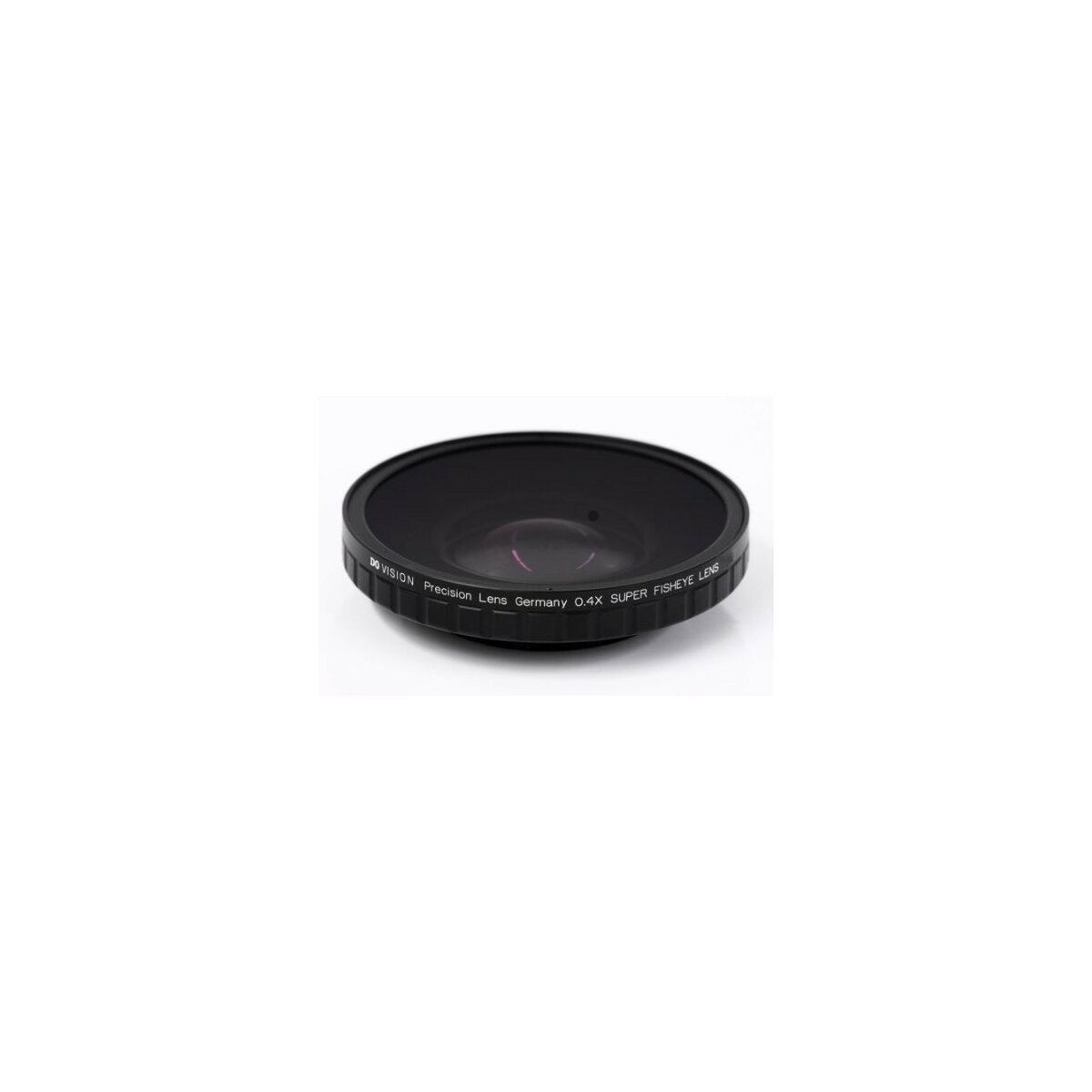 0.4x HD Fisheye 62mm Profi Broadcastlinse
