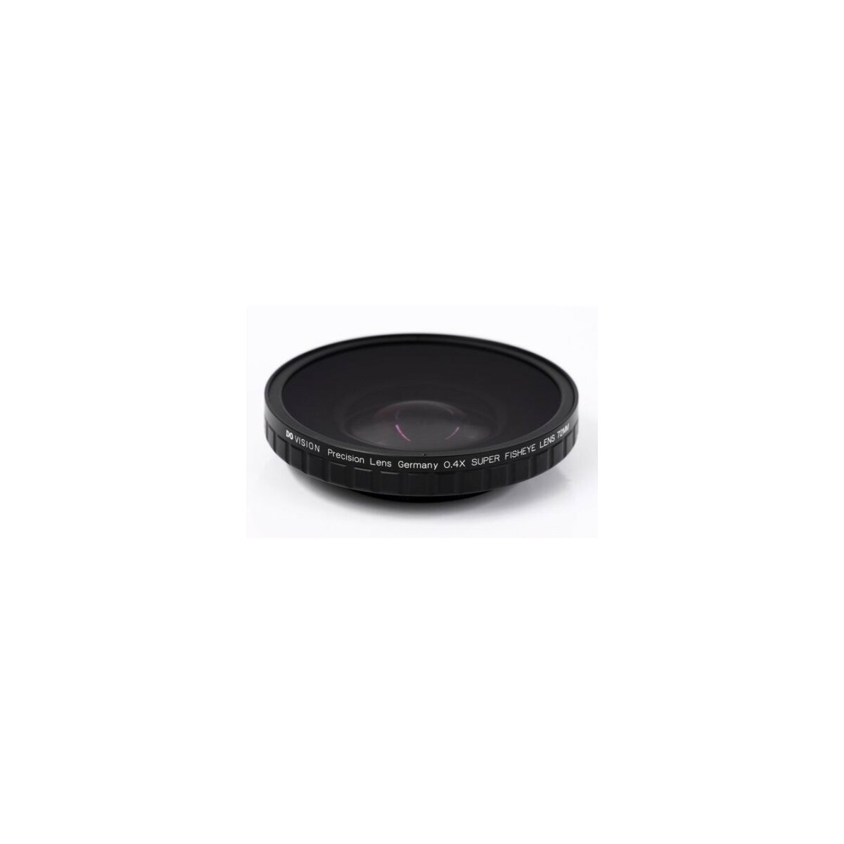0.4x HD Fisheye 82mm Profi Broadcastlinse