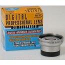 2.0x Telekonverter von Digital Optics fuer Canon MVX10i,...