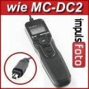 Programmierbarer Minadax LCD Timer Ausloeser N3 fuer Nikon DF, D7100, D7000, D5500, D5300, D5200, D5100, D5000, D3300, D3200, D3100, D750, D610, D600 und D90 - ersetzt MC-DC2
