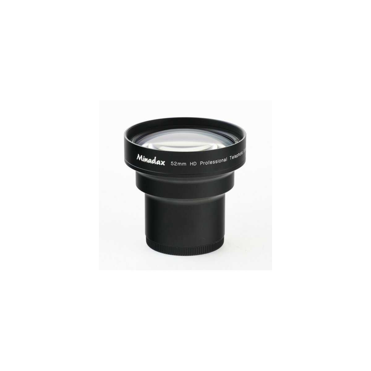 1.7x Minadax Tele Vorsatz fuer Samsung VP-HMX20