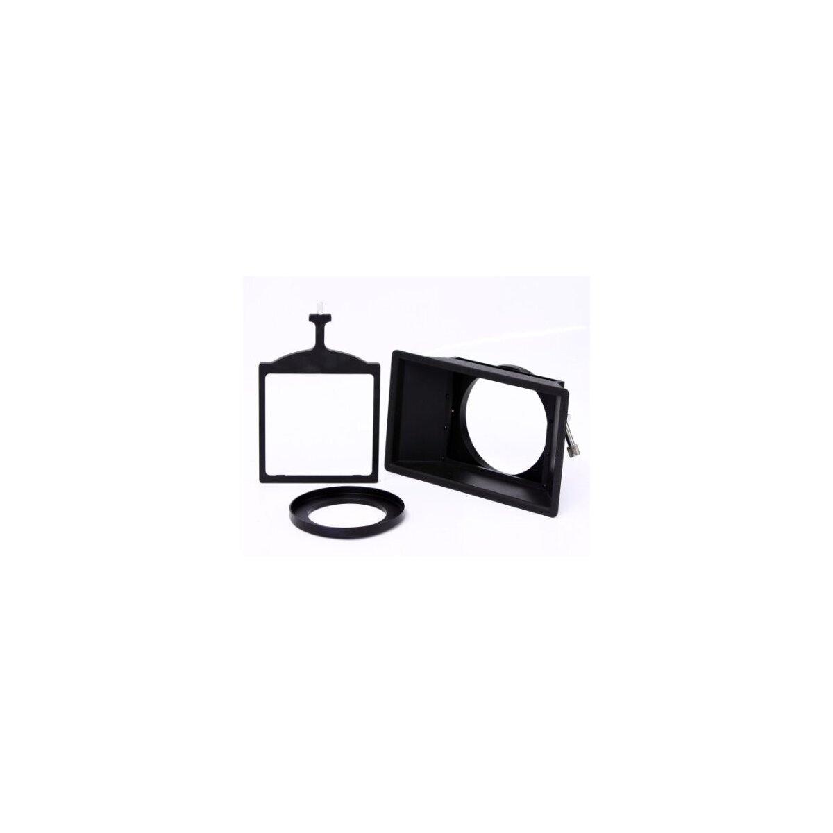 Kompendium, Mattebox mit 4x4 Filtereinschub 100mm Außendurchmesser