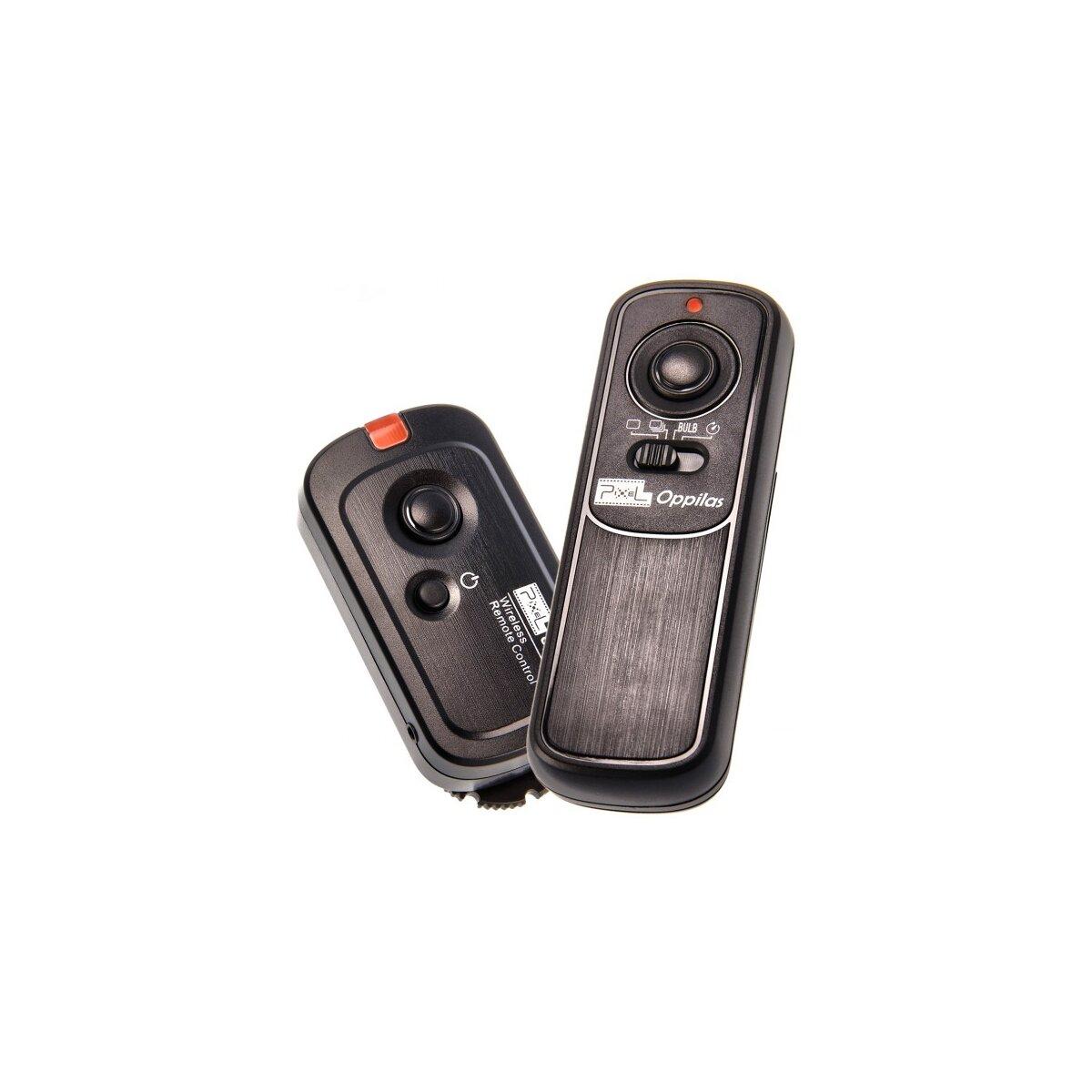 PIXEL Qualitäts Funkfernauslöser kompatibel mit Nikon D800, D700, D300s, D300, D200, D1 series, D2 series, D3 series, N90s, F5, F6, F100, F90, F90X