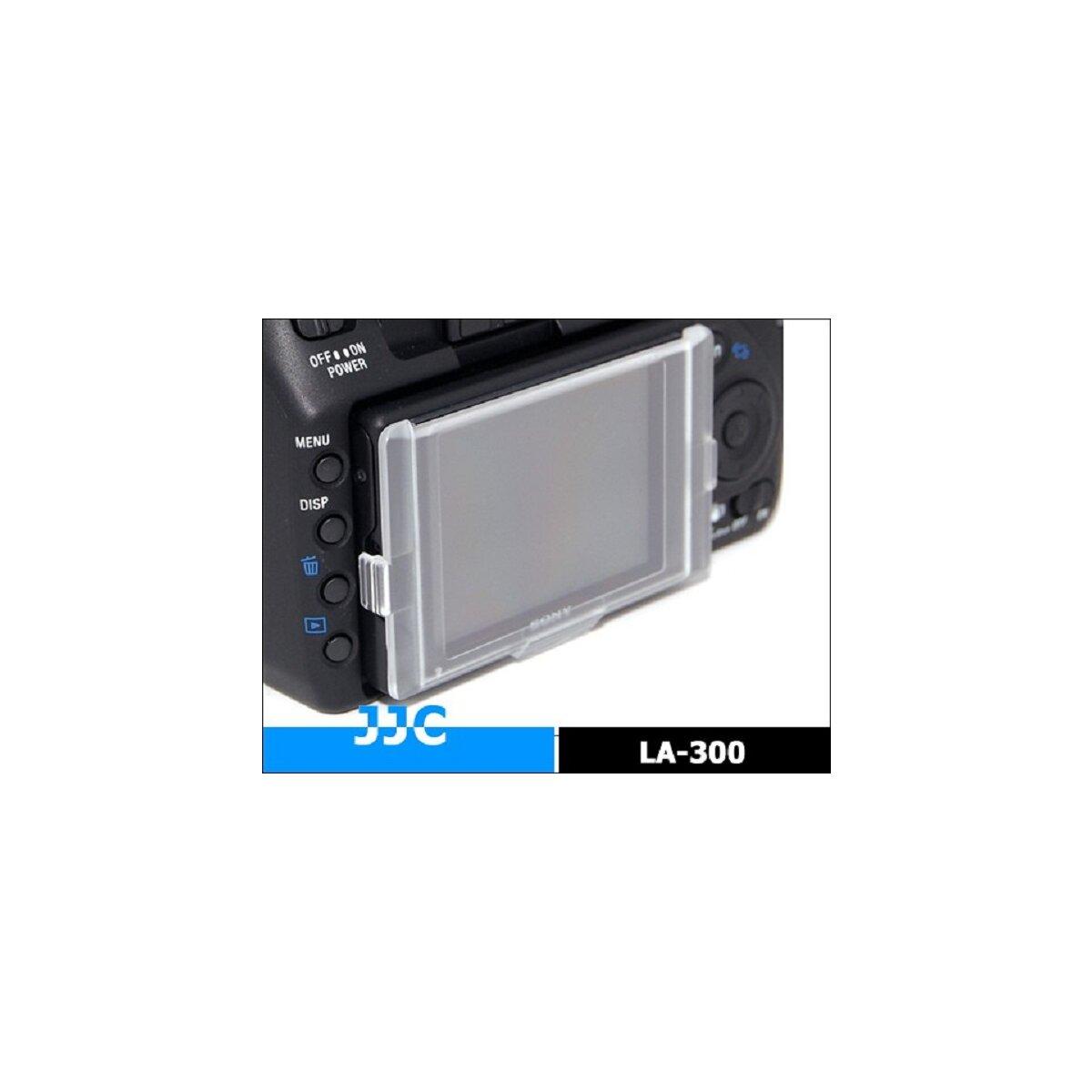 Displayschutz kompatibel für Sony A300, A350 - LCD ** Monitorschutz - Schutzabdeckung- Cover- Bildschirmschutz-Monitorschutzkappe