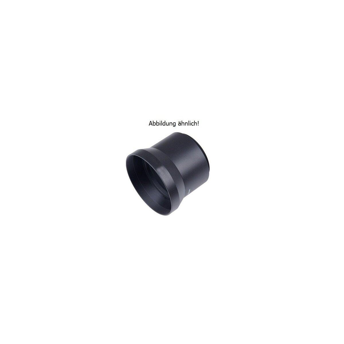 Adaptertubus fuer Canon PowerShot A610, A620, A630, A640 - in schwarz