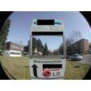0.42x Minadax Fisheye Vorsatz fuer Kodak DX7630