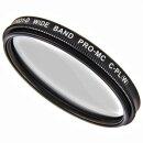 CPOL-Filter 58mm PRO-1D Slimline, ultraduenn Zirkular Polfilter - mehrfachverguetet