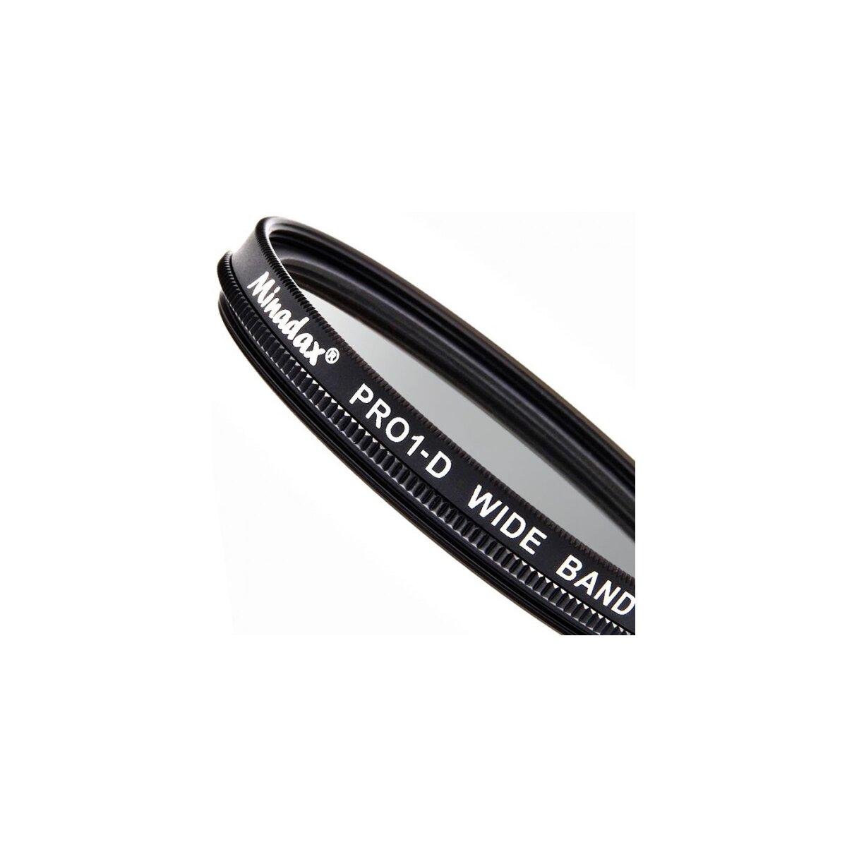 CPOL-Filter 67mm PRO-1D Slimline, ultraduenn Zirkular Polfilter - mehrfachverguetet