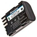2x Minadax® Li-Ion Akkus kompatibel mit Pentax 645D, 645Z, K-01, K-3, K-5, K-5 II, K-5 IIs, K-7 - Ersatz für D-Li90 Akku