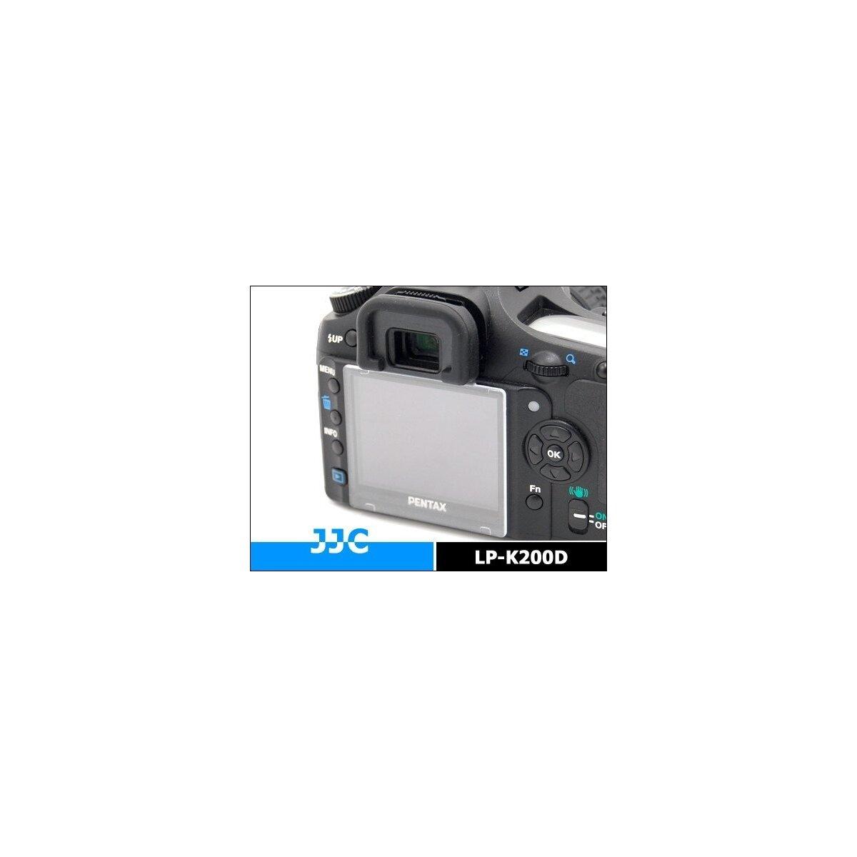 Monitorschutzkappe fuer Pentax K200D