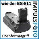 PIXEL Qualitäts Profi Multifunktions Batteriegriff Vertax kompatibel mit Canon EOS 5D Mark III Ersatz für BG-E11