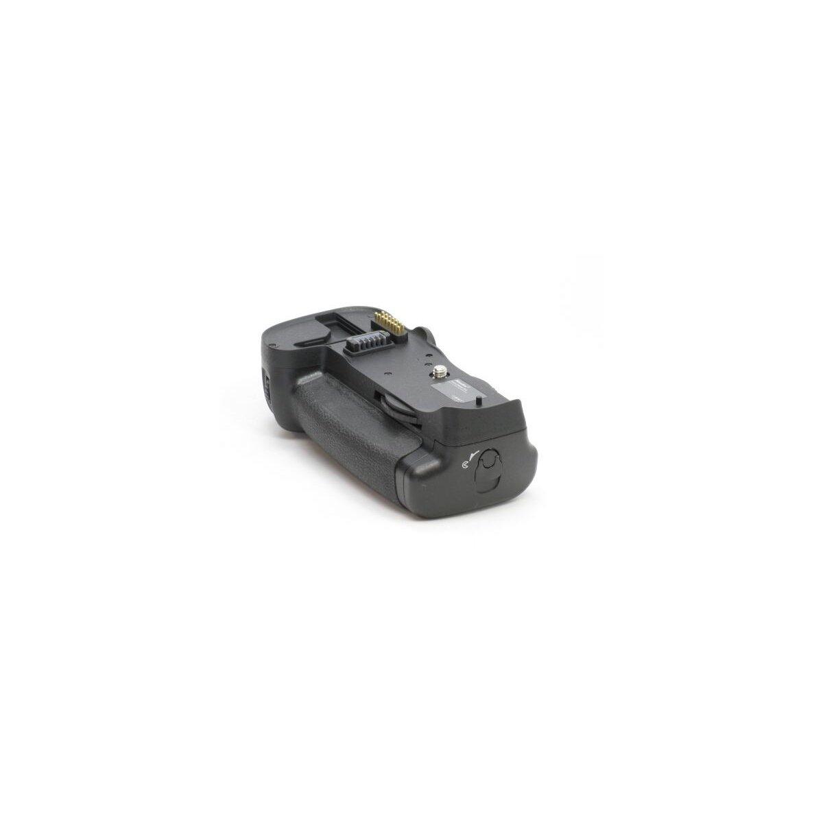 Minadax Profi Batteriegriff kompatibel mit Nikon D300, D300s, D700 - Ersatz für MB-D10  2x EN-EL3e oder 8 AA Batterien